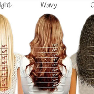 Accessories - Brazilian 613 Blonde Hair Collection